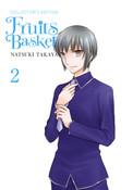Fruits Basket Collectors Edition Manga Volume 2