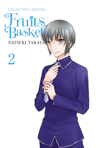 Fruits Basket Collector's Edition Manga Volume 2