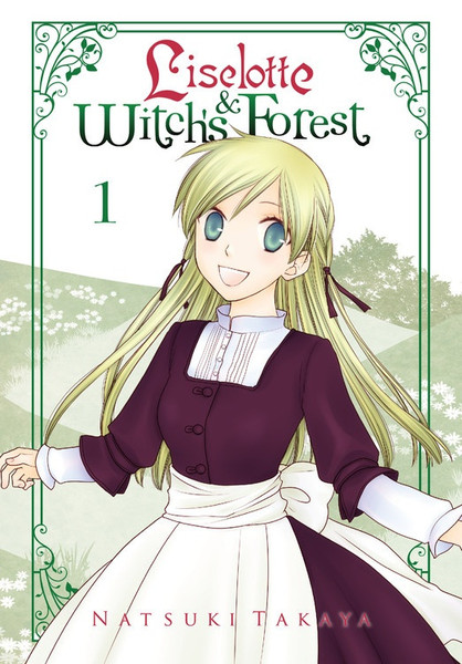 Liselotte and Witch's Forest Manga Volume 1