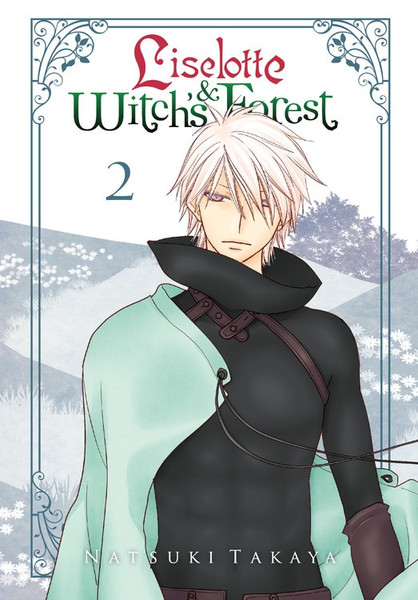 Liselotte and Witch's Forest Manga Volume 2
