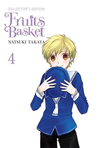 Fruits Basket Collector's Edition Manga Volume 4