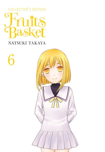 Fruits Basket Collectors Edition Manga Volume 6