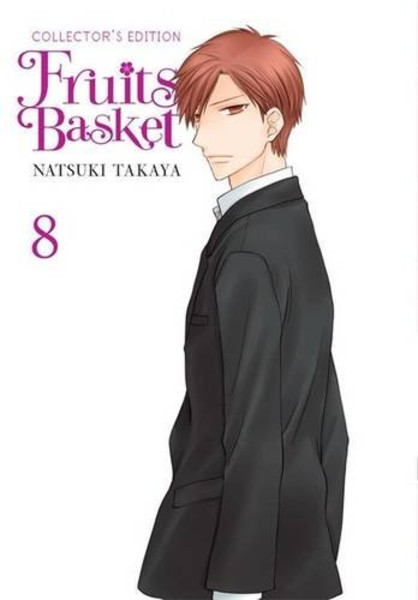 Fruits Basket Collector's Edition Manga Volume 8