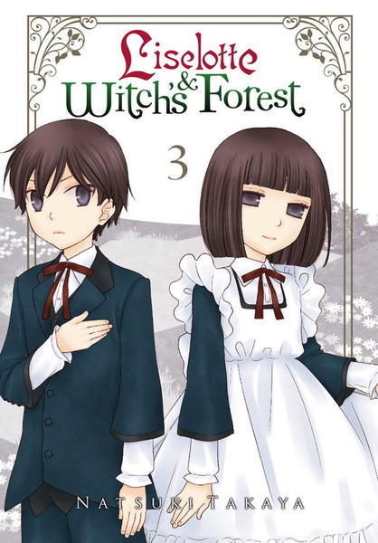 Liselotte and Witch's Forest Manga Volume 3
