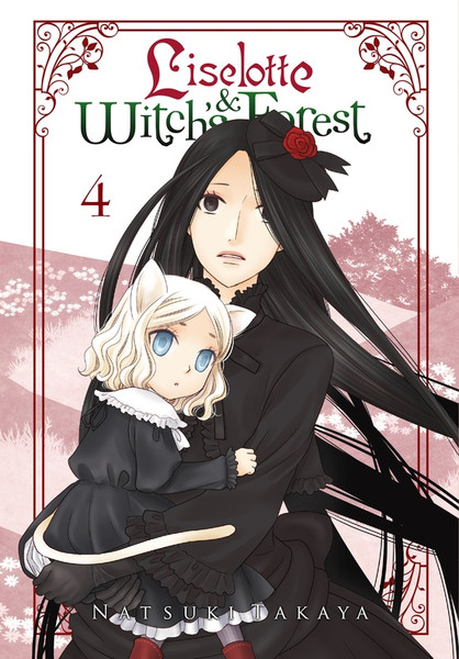 Liselotte and Witch's Forest Manga Volume 4