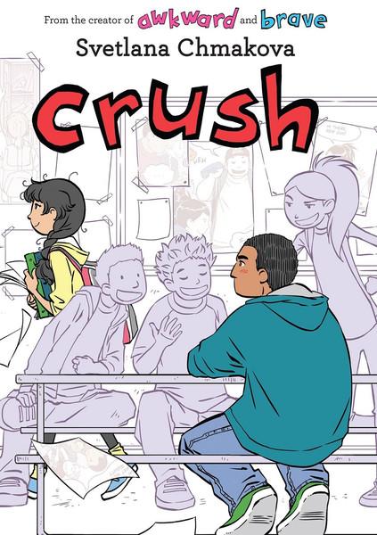 Crush Manga (Hardcover)