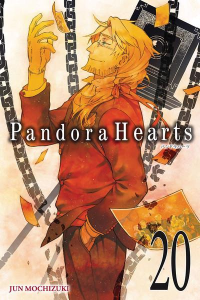 Pandora Hearts Manga Volume 20