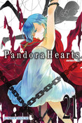 Pandora Hearts Manga Volume 21