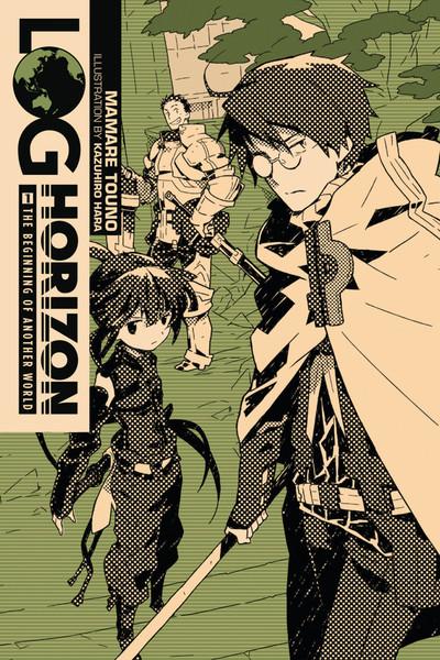 Log Horizon Novel Volume 1