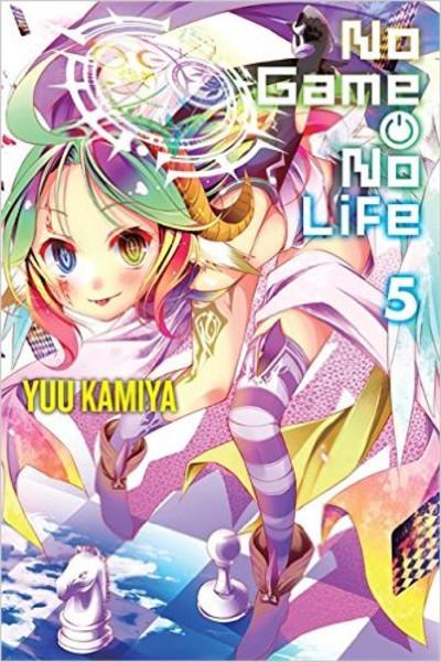 No Game No Life Novel Volume 5