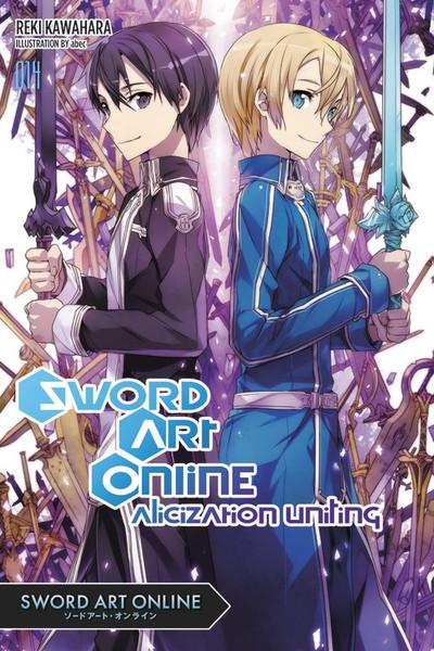 Sword Art Online Alicization Uniting Novel Volume 14