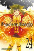 Pandora Hearts Manga Volume 24