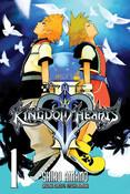 Kingdom Hearts II Manga Volume 1