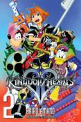 Kingdom Hearts II Manga Volume 2