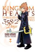 Kingdom Hearts 358/2 Days Manga Volume 1