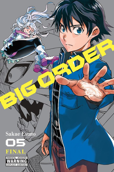 Big Order Manga Volume 5