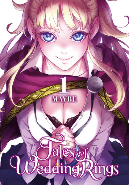Tales Of Wedding Rings Manga Volume 1