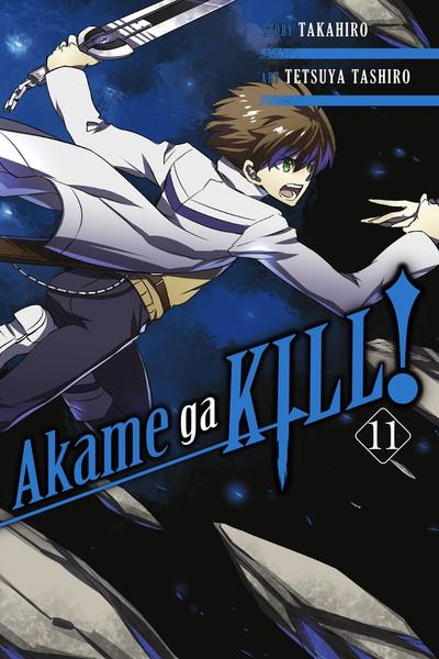 Akame ga KILL! Manga Volume 11