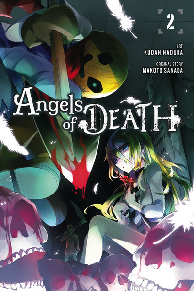 Angels Of Death Manga Volume 2