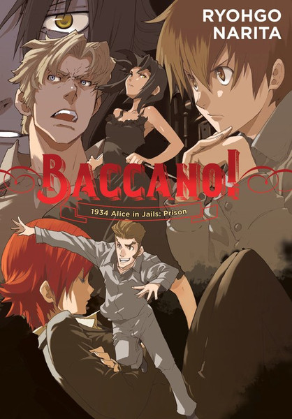 Baccano! Novel Volume 8 (Hardcover)