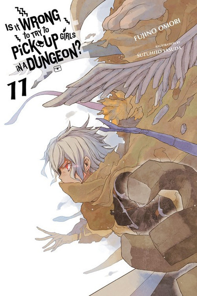Is It Wrong To Try To Pick Up Girls In A Dungeon? Novel Volume 11