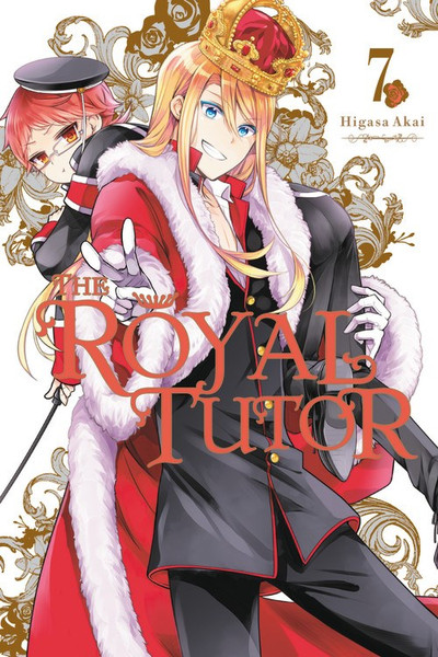 The Royal Tutor Manga Volume 7