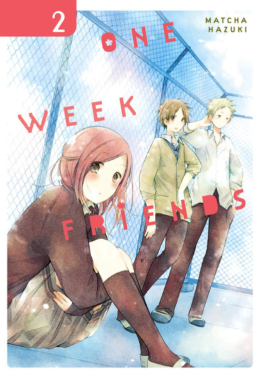 One Week Friends Manga Volume 2 9780316447362