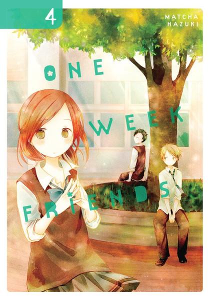 One Week Friends Manga Volume 4