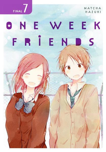 One Week Friends Manga Volume 7