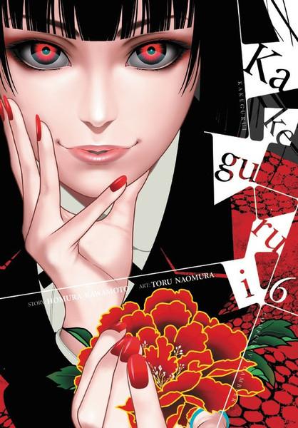 Kakegurui Compulsive Gambler Manga Volume 6
