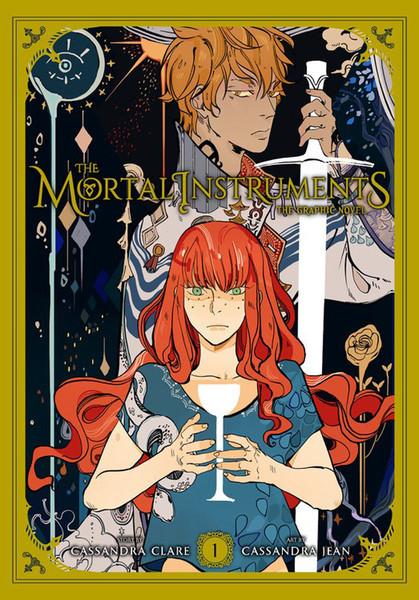 The Mortal Instruments Graphic Novel Volume 1