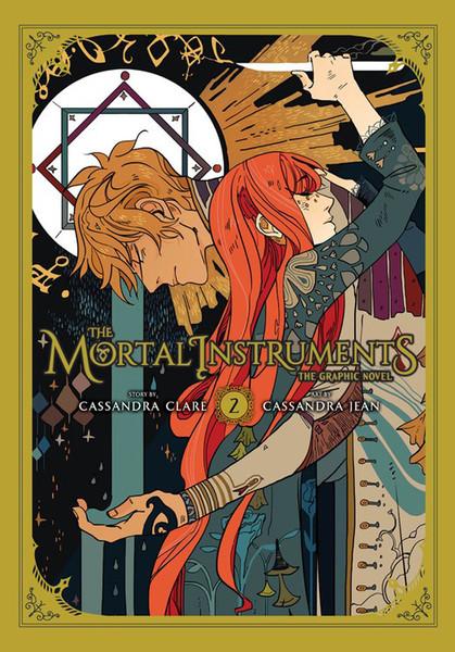 The Mortal Instruments Graphic Novel Volume 2