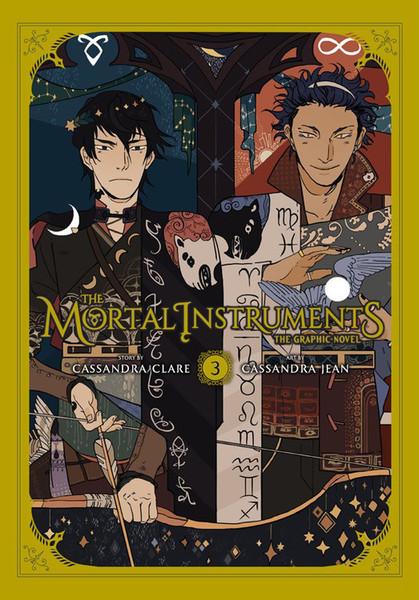 The Mortal Instruments Graphic Novel Volume 3