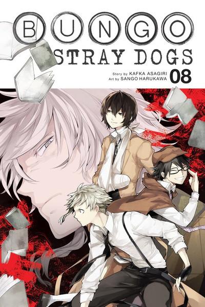 Bungo Stray Dogs Manga Volume 8