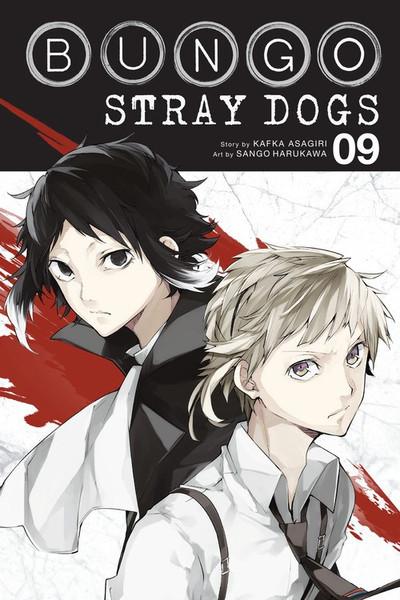 Bungo Stray Dogs Manga Volume 9