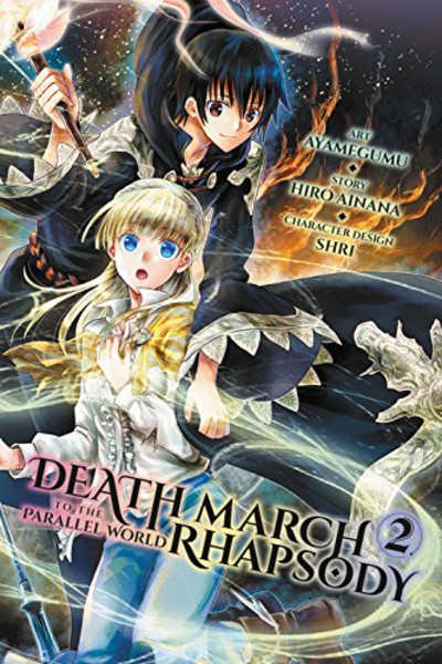 Death March to the Parallel World Rhapsody Manga Volume 2