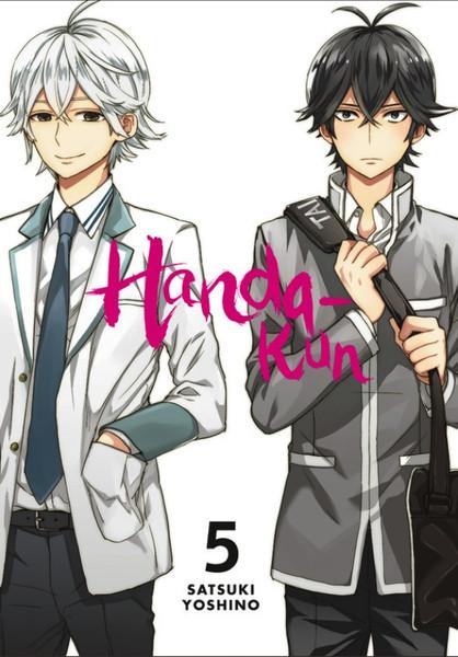 Handa-kun Manga Volume 5