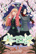 Kiss and White Lily for My Dearest Girl Manga Volume 2