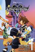 Kingdom Hearts II Novel Volume 1