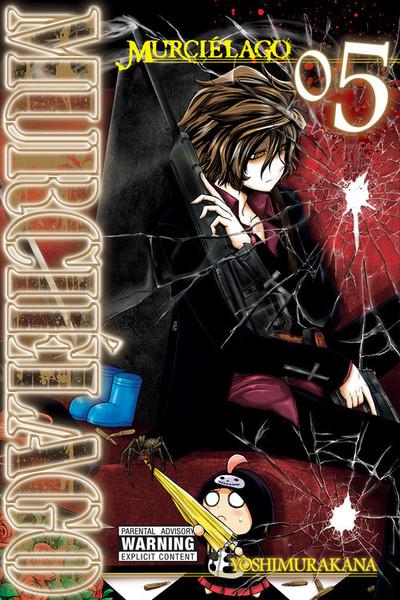 Murcielago Manga Volume 5