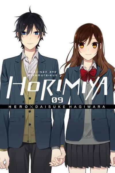 Horimiya Manga Volume 9