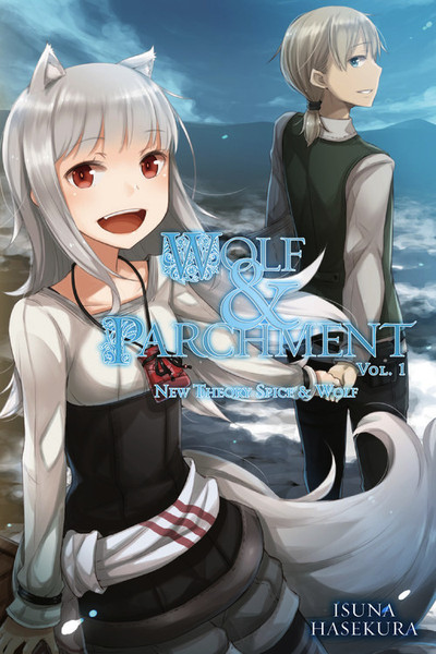 Wolf and Parchment Novel Volume 1