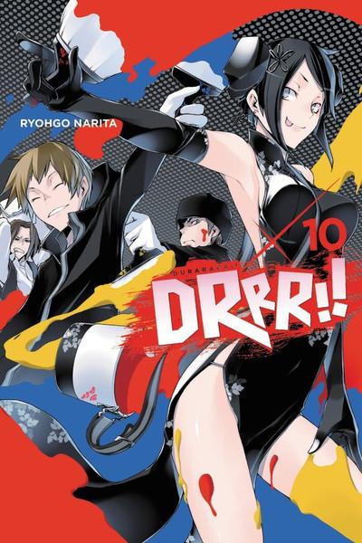 Durarara!! Novel Volume 10