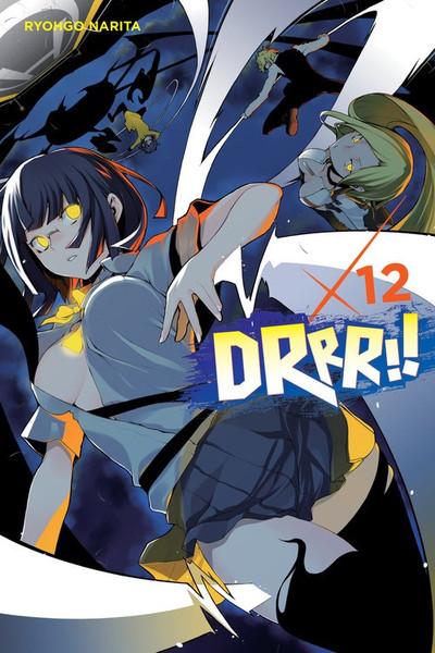 Durarara!! Novel Volume 12