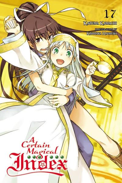 A Certain Magical Index Novel Volume 17