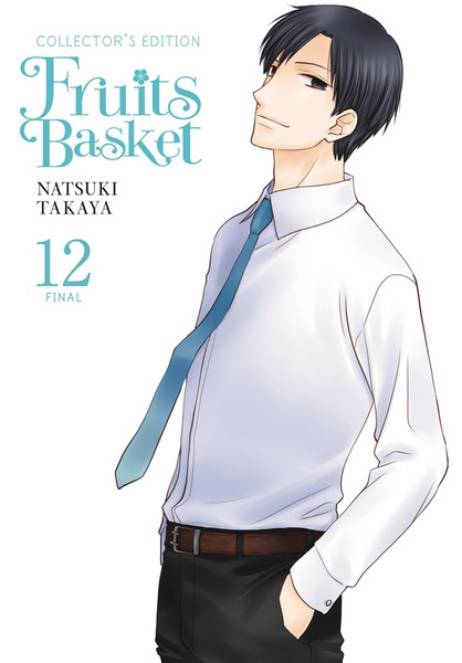 Fruits Basket Collectors Edition Manga Volume 12