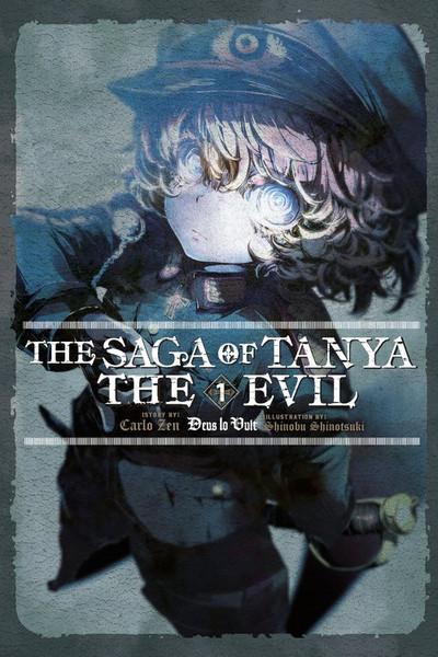 The Saga of Tanya the Evil Novel Volume 1