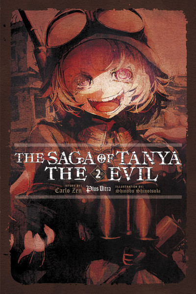 The Saga of Tanya the Evil Novel Volume 2