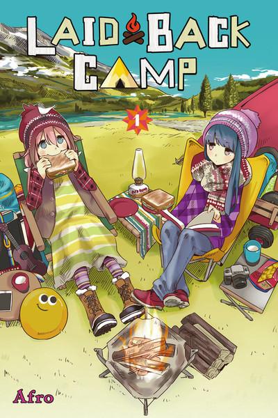 Laid-Back Camp Manga Volume 1