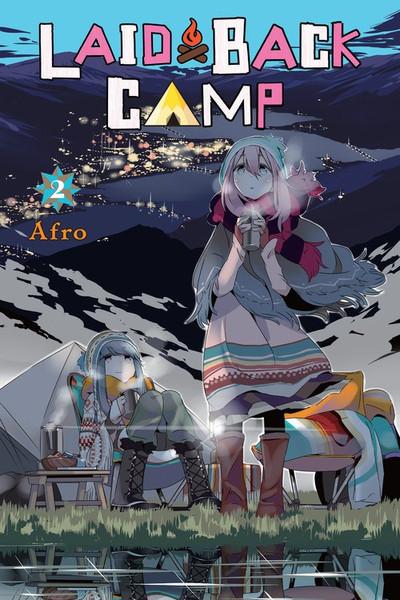 Laid-Back Camp Manga Volume 2